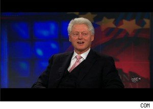 Bill Clinton: Chelsea's Multi-Million Dollar Wedding Was My 'Economic Stimulus'
