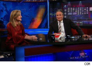 Arianna Huffington Offers Free Bus Rides to Jon Stewart's 'Rally to Restore Sanity'