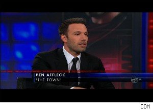 To Prepare For His New Movie, Ben Affleck Met With Bank Robbers