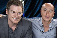 'Dexter' Outside the Box interview with Michael C. Hall, James Remar, C.S. Lee and Desmond Harrington