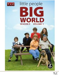Little People, Big World Season 3 DVD