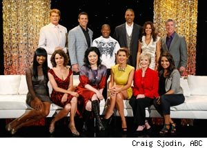 'Dancing With the Stars' cast