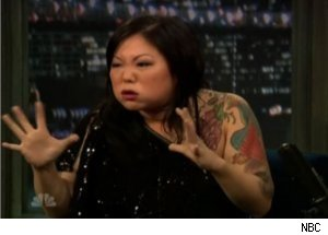 Margaret Cho Talks 'Idol' Voice Tricks on 'Late Night'