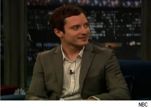 Elijah Wood Talks DJing Paquin Wedding on 'Late Night'