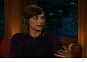 Rashida Jones Discusses Her Comic Book on 'Late Late'