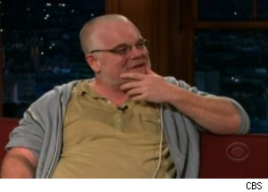 Phillip Seymour Hoffman Gets Acting Tips on 'Late Late'