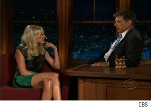 Craig Ferguson Hits on Malin Akerman, Talks Sex, Drinking, and Drugs