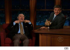 Don Rickles Attacks Craig Ferguson ... and His Audience