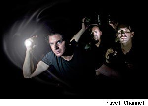 Ghost Adventures on Travel Channel
