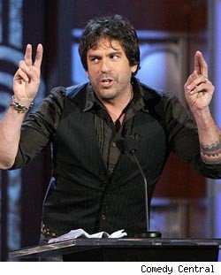 Greg Giraldo, dead from an overdose at 44