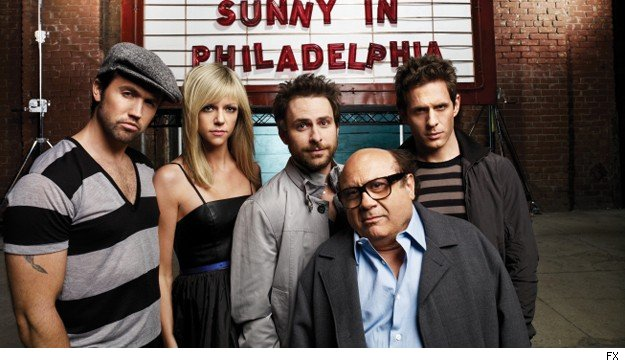 It's Always Sunny in Philadelphia cast