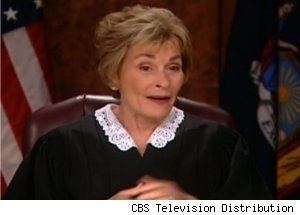 Judge Judy Gets a Unique Case