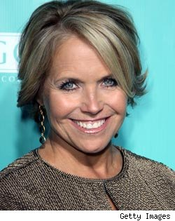 Katie Couric Writes Advice Book