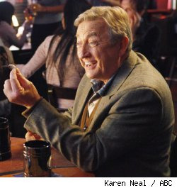 Ken Jenkins as Dr. Kelso on 'Scrubs'