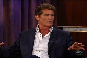 David Hasselhoff Has the Hots For His 'Dancing With the Stars' Partner