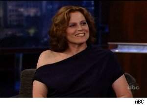 Sigourney Weaver on 'Keeping a Hedgehog' in Her Private Parts