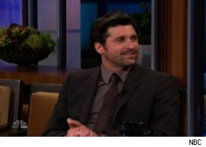 Patrick Dempsey Talks Medicine on 'Tonight Show'
