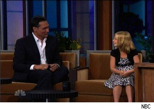 Jimmy Smits Gushes Over Singer Jackie Evancho, Says She's 'Like an Angel'