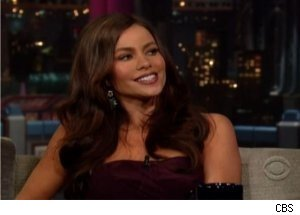 Sofia Vergara Talks Native Colombia on 'Late Show'