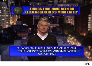 Ellen DeGeneres' Thoughts on 'American Idol,' Her Gay Marriage - and More