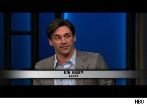 Actor Jon Hamm -- the Tea Party Is 
