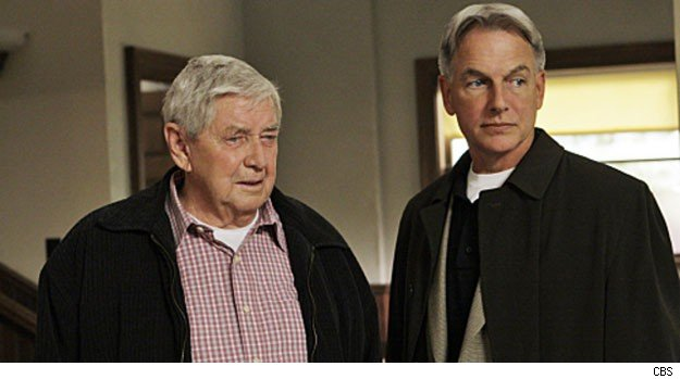 NCIS Gibbs Ssr. and Jr.