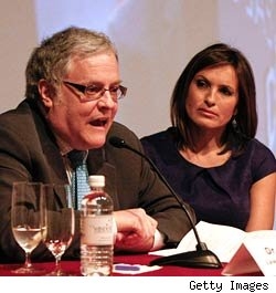 Neal Baer and Mariska Hargitay