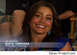 Sultry Sofia Vergara Talks About Her Accent, Her Role on 'Modern Family'