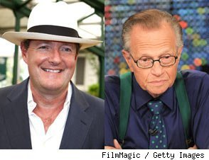Piers Morgan/Larry King