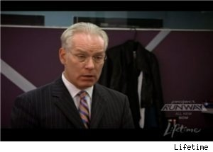 Tim Gunn Calls 'Project Runway' Design a 'Waterloo'