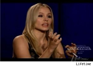 Kristen Bell Serves as Guest Judge on 'Project Runway'