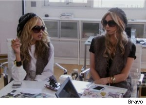 Amy Phillips Imitates Rachel Zoe on 'Project'