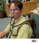 Rainn Wilson on 'The Office'