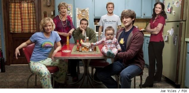 Cast of 'Raising Hope' on FOX