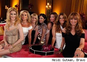 'The Real Housewives of New York'