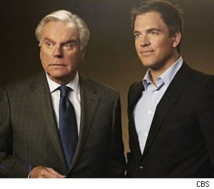 Robert Wagner Michael Weatherly