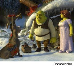 'Shrek the Halls'