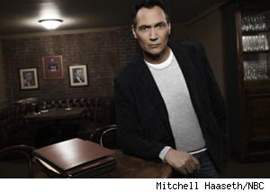 Jimmy Smits of 'Outlaw'
