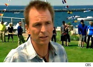 Phil Keoghan, the host supreme of 'The Amazing Race'