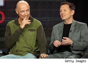 Terry O'Quinn, Michael Emerson