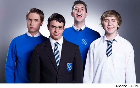 'The Inbetweeners'