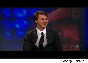 Edward Norton, 'The Daily Show'