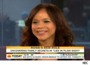 Rosie Perez, 'Today'