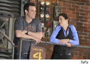 'Warehouse 13'