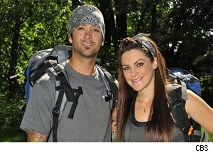 Nick and Vicki, 'The Amazing Race'