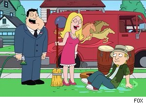 'American Dad' - '100 A.D., Part 1'