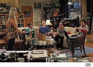 'The Big Bang Theory' airs on Thursdays at 8PM on CBS