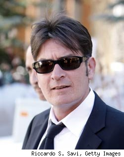 Charlie Sheen
