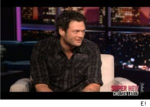 Blake Shelton Talks Twitter on 'Chelsea Lately'