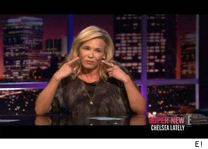 Chelsea Handler Jokes About 50 Cent Dating Rumors